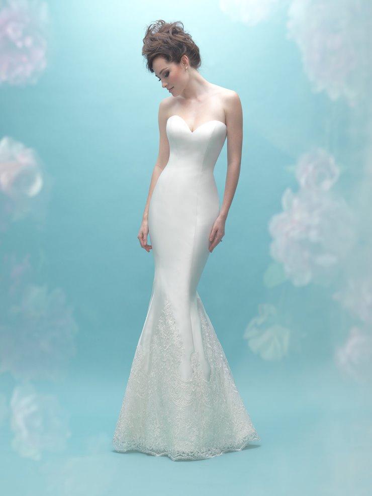Allure Bridals Style No. 9458
