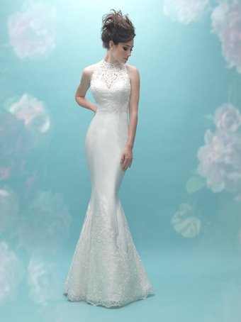 Allure Bridals Style #9458