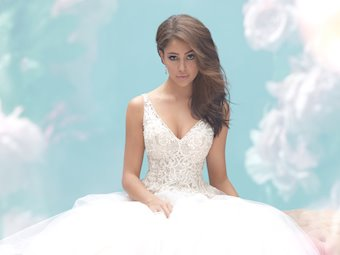 Allure Bridals Style 9459