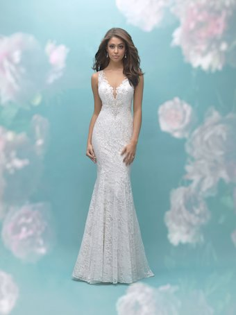 Allure Bridals Style No. 9460