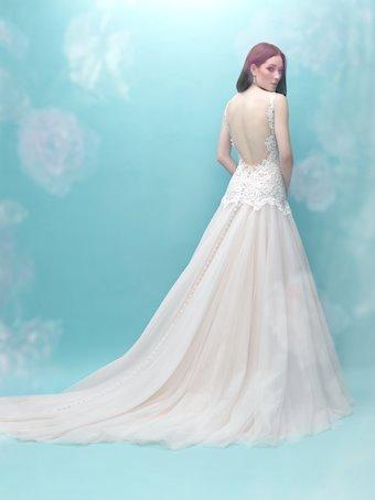 Allure Bridals Style No. 9461