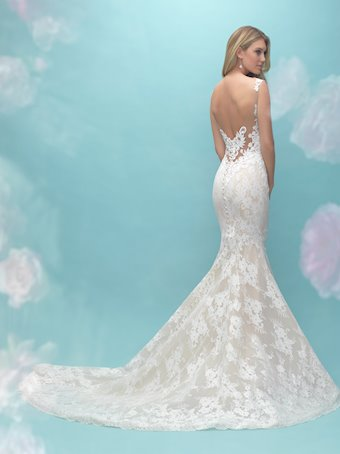 Allure Bridals Style #9464