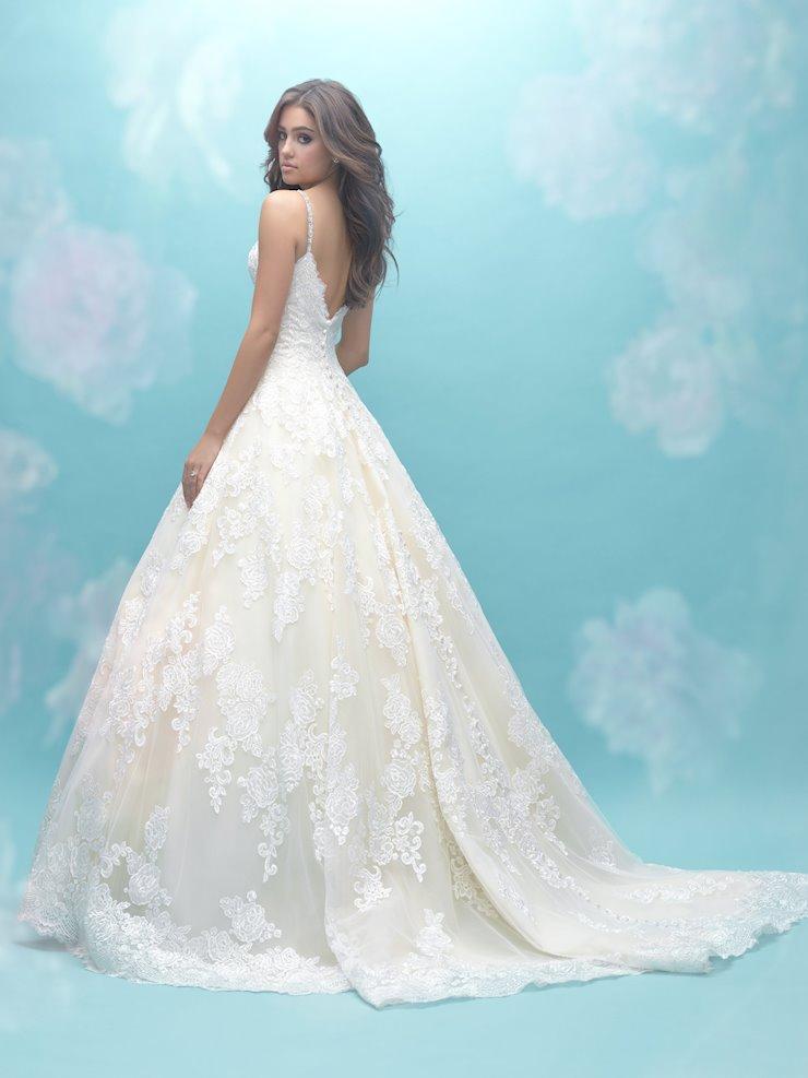 Allure Bridals Style No. 9466