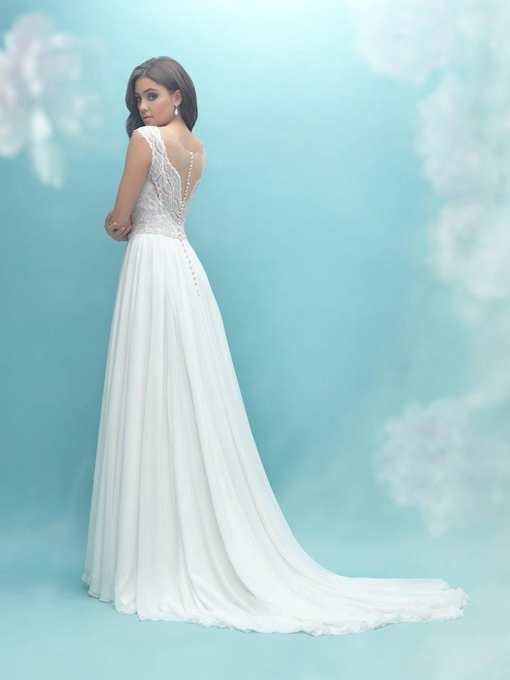 Allure Bridals Style No. 9467