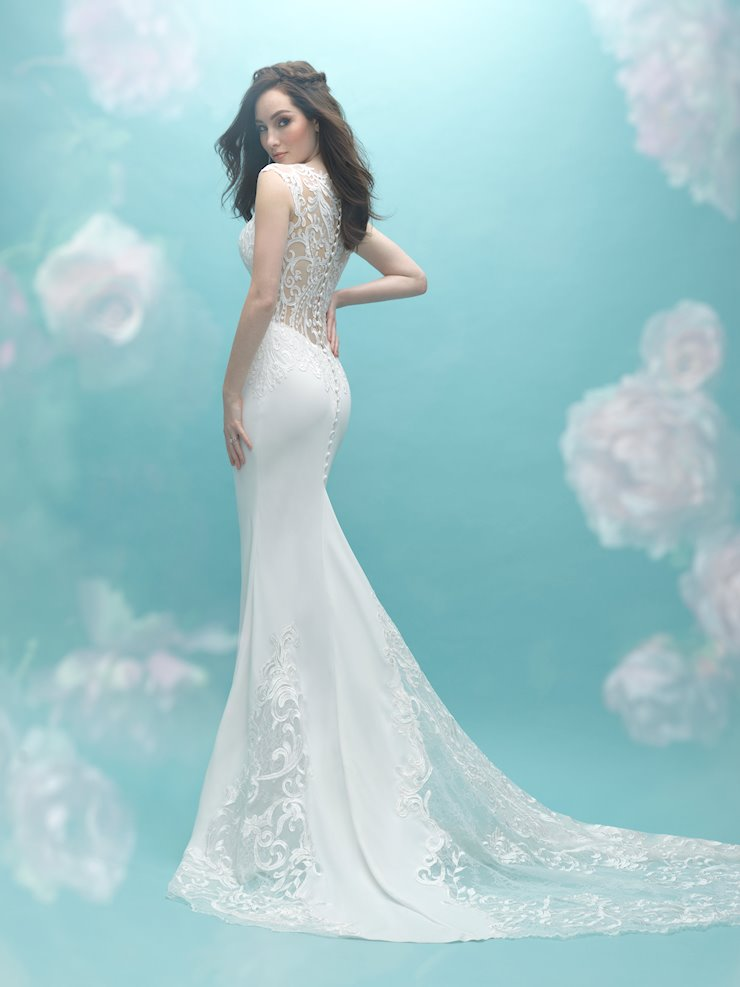 Allure Bridals Style No. 9469