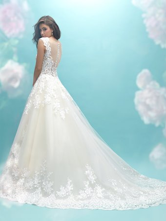 Allure Bridals Style #9470