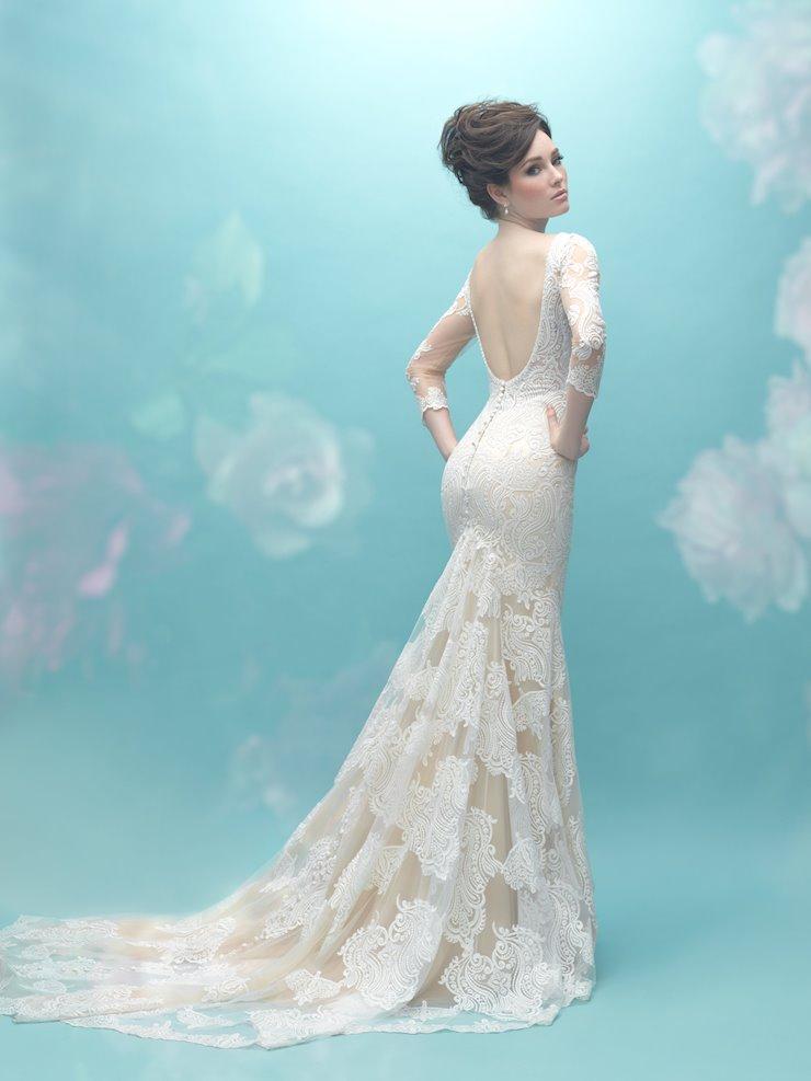Allure Bridals Style No. 9472