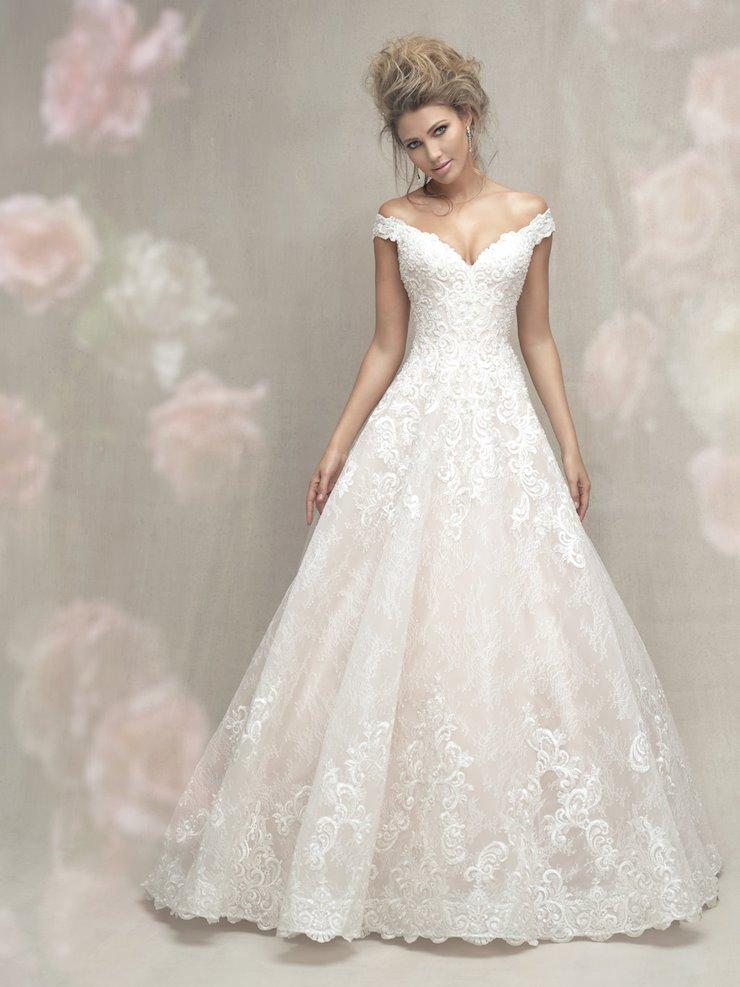 Allure Bridals #C461  Image