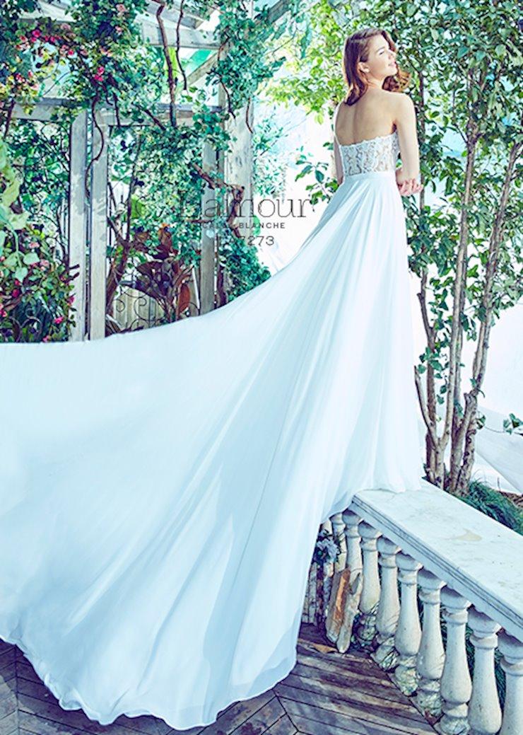 L'Amour by Calla Blanche Style No. LA7273