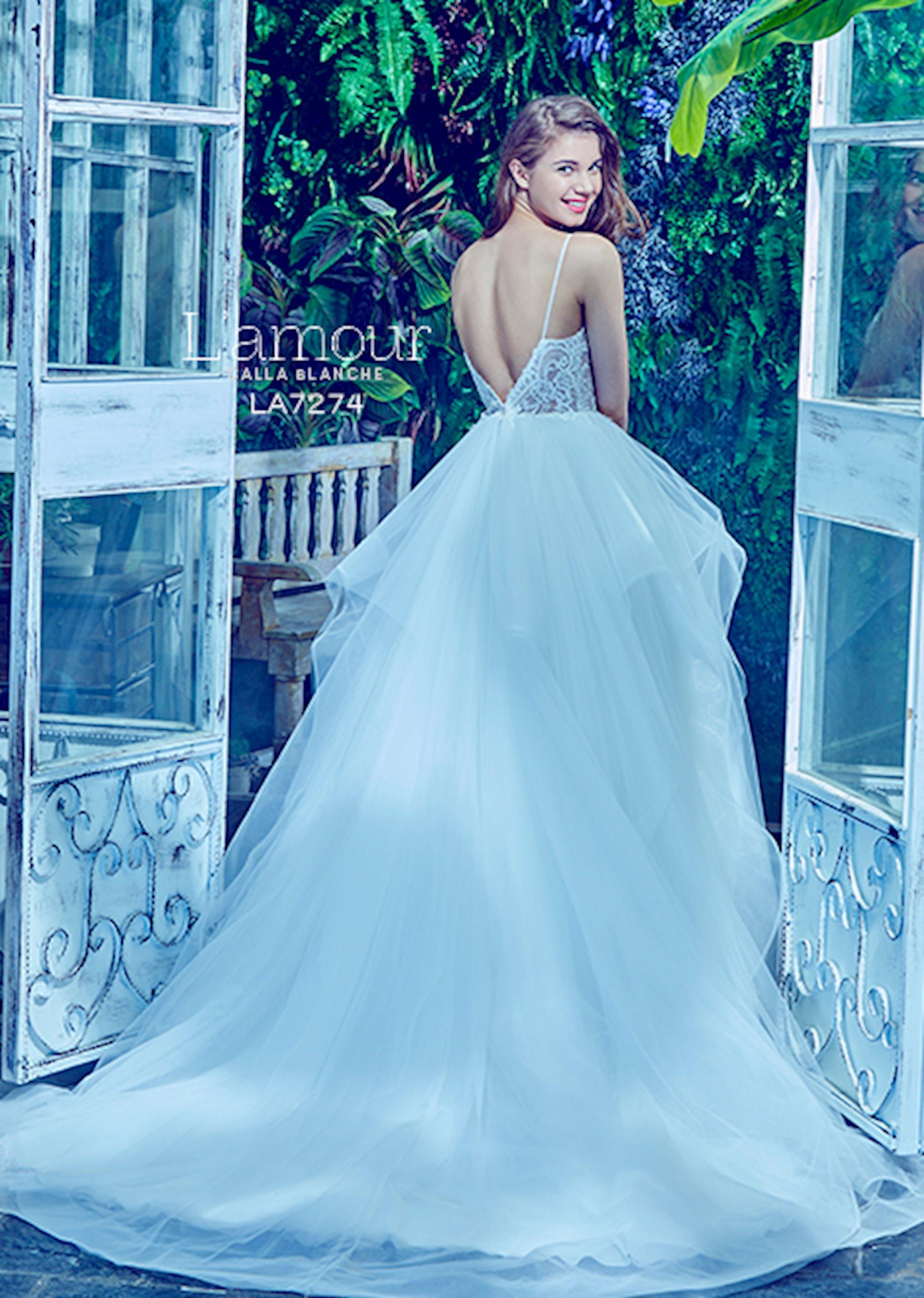 L\'AMOUR BY CALLA BLANCHE - LA7274 | Bliss Bridal & Black Tie