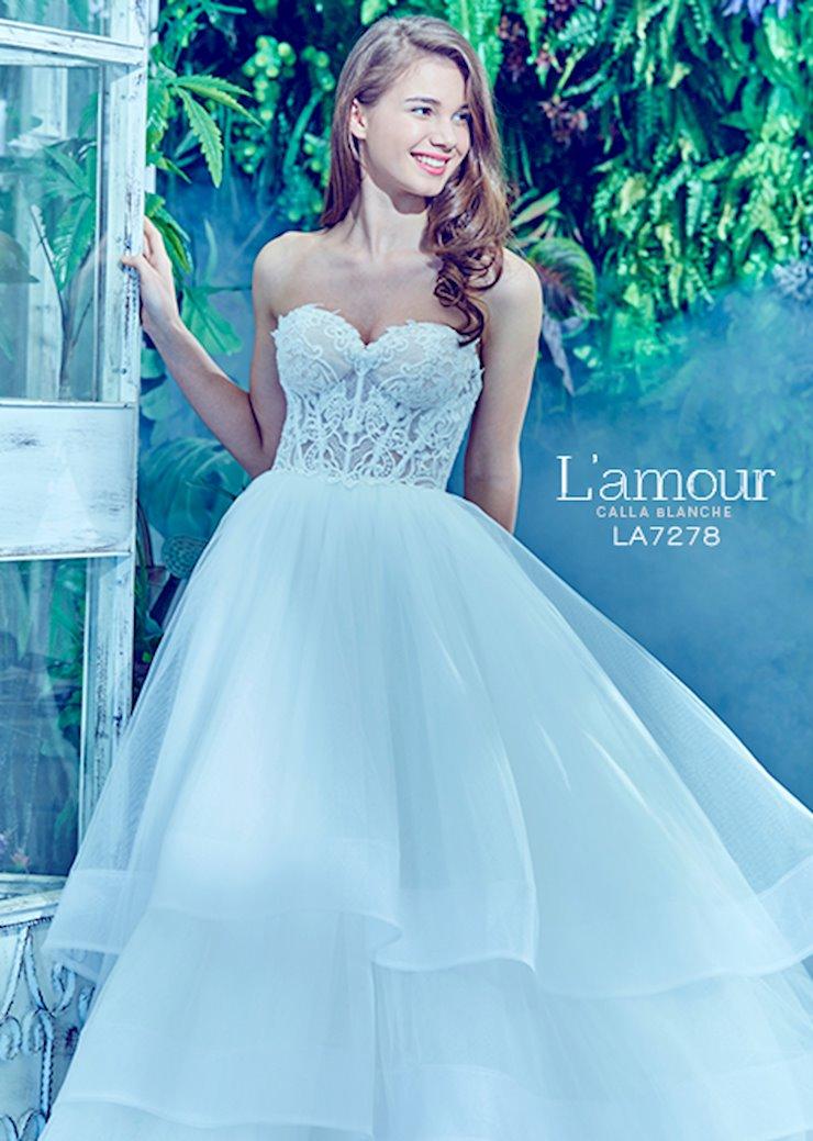 L'Amour by Calla Blanche LA7278