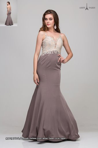 Abby Paris Style #93019