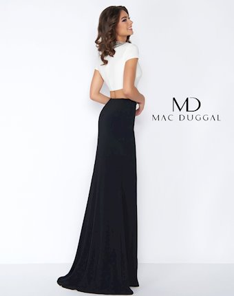 Cassandra Stone by Mac Duggal Style #12033A