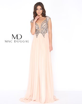 Cassandra Stone by Mac Duggal Style #20053A