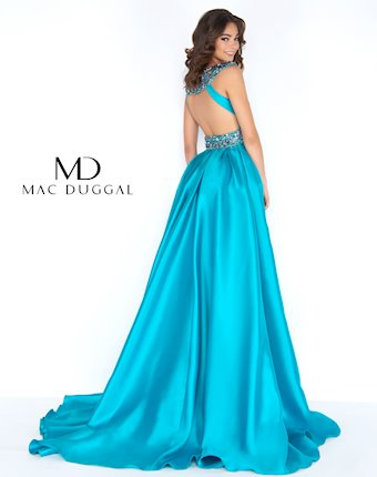 Cassandra Stone by Mac Duggal Style #2025A