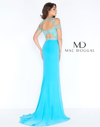 Cassandra Stone by Mac Duggal Style #2034A