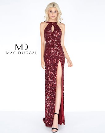 Cassandra Stone by Mac Duggal Style #3434A