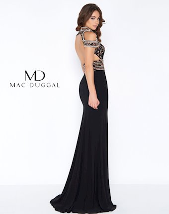Cassandra Stone by Mac Duggal Style #40687A