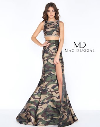 Cassandra Stone by Mac Duggal Style #40814A