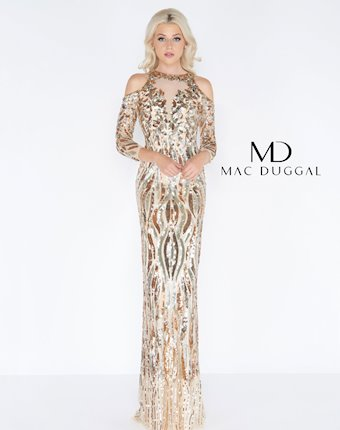 Cassandra Stone by Mac Duggal Style #4573A