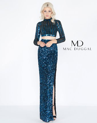 Cassandra Stone by Mac Duggal Style #4650A