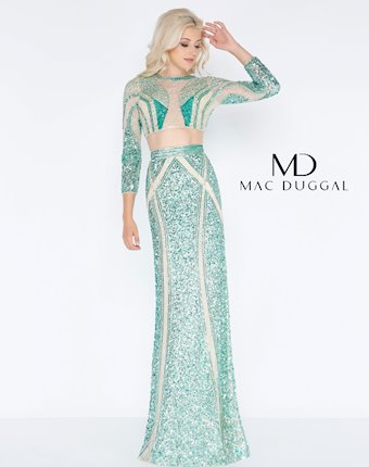 Cassandra Stone by Mac Duggal Style #4660A