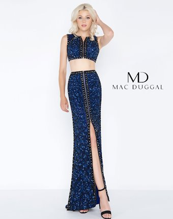 Cassandra Stone by Mac Duggal Style #4672A