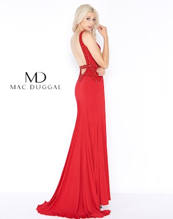 Cassandra Stone by Mac Duggal Style #50484A
