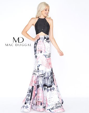 Cassandra Stone by Mac Duggal Style #66374A