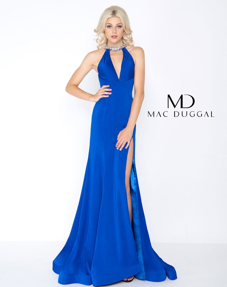 Cassandra Stone by Mac Duggal Style #66465A  Image