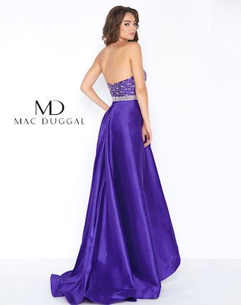 Cassandra Stone by Mac Duggal 66522A