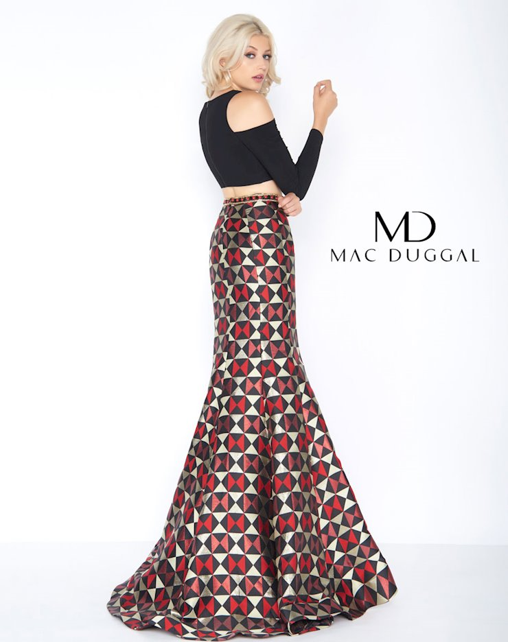 Cassandra Stone by Mac Duggal Style #66523A