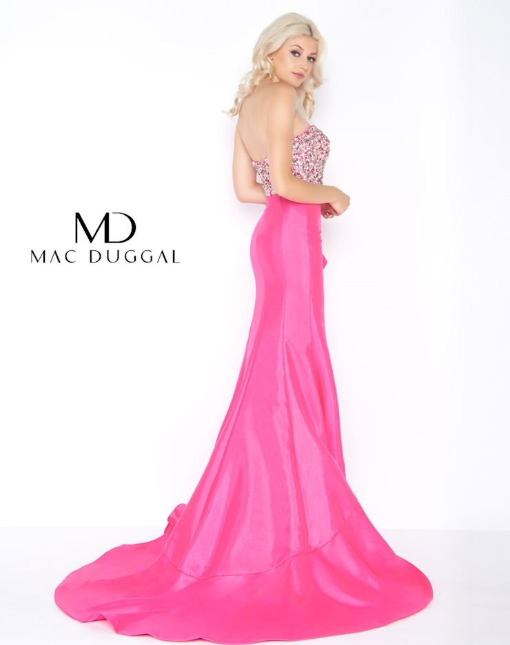 Cassandra Stone by Mac Duggal Style #66527A