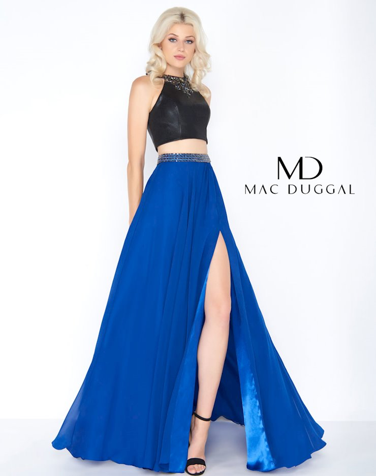 Cassandra Stone by Mac Duggal Style #77420A