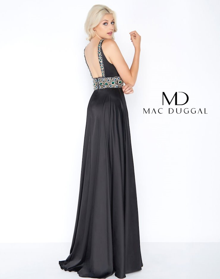 Cassandra Stone by Mac Duggal Style #77435A