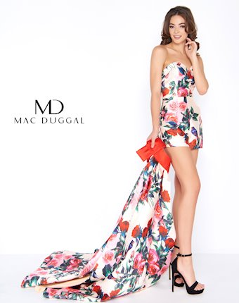 Cassandra Stone by Mac Duggal Style #79097A