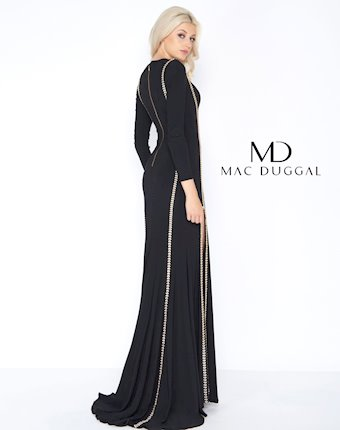 Cassandra Stone by Mac Duggal Style #79186A