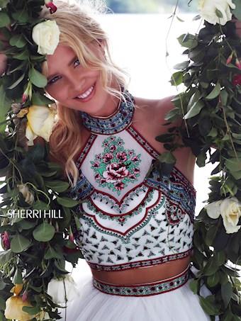 Sherri Hill Style #50075