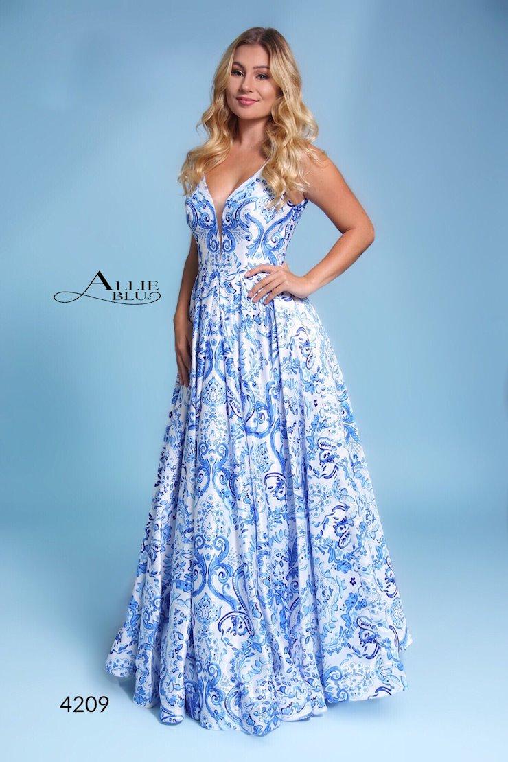 Allie Blu 4209  Image