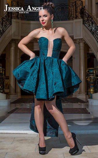 Jessica Angel Bridesmaids Style #115