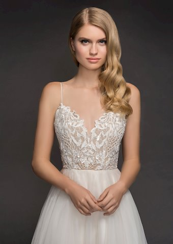 Blush by Hayley Paige Style #1820