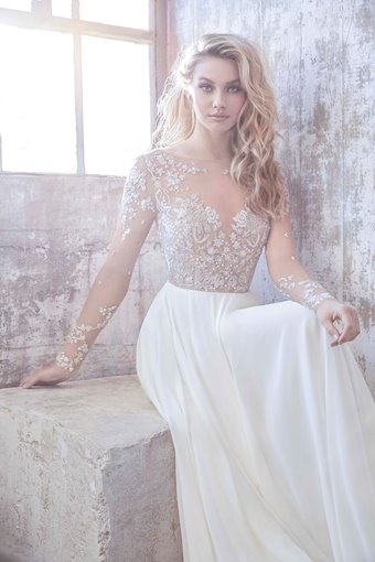 Blush by Hayley Paige Style #6807