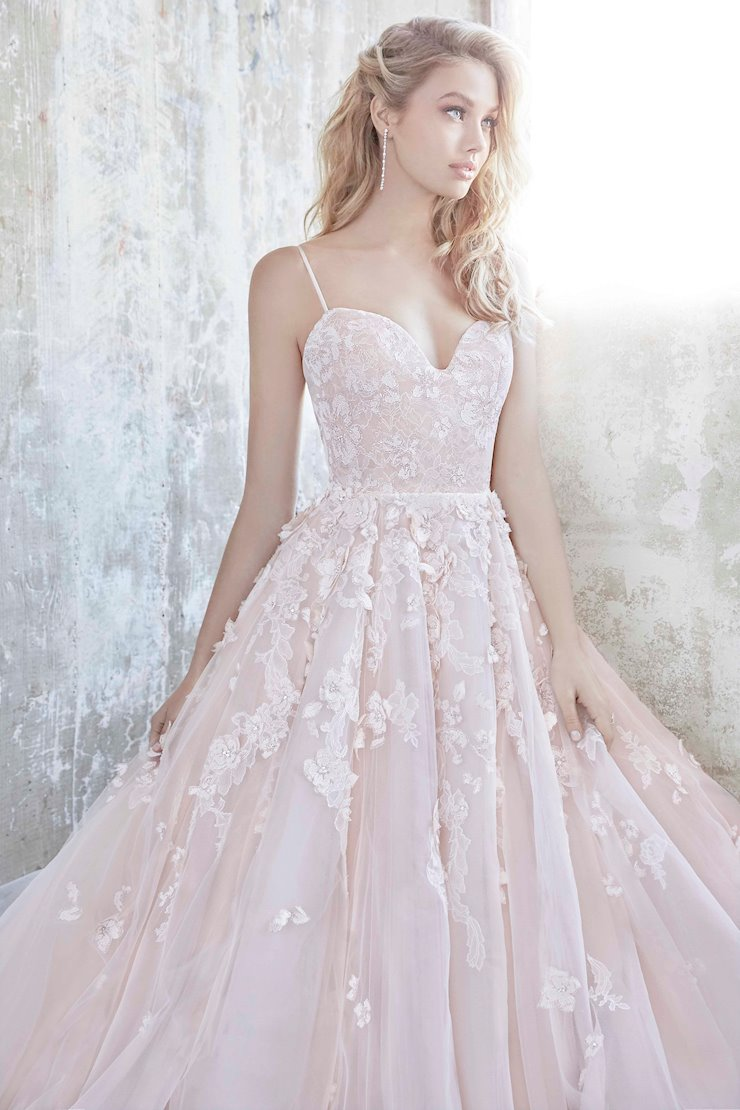 Blush by Hayley Paige Style #6814