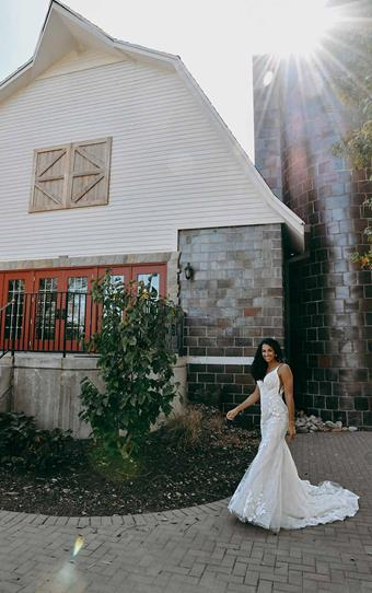 Stella York By Essense of Australia Style #7266