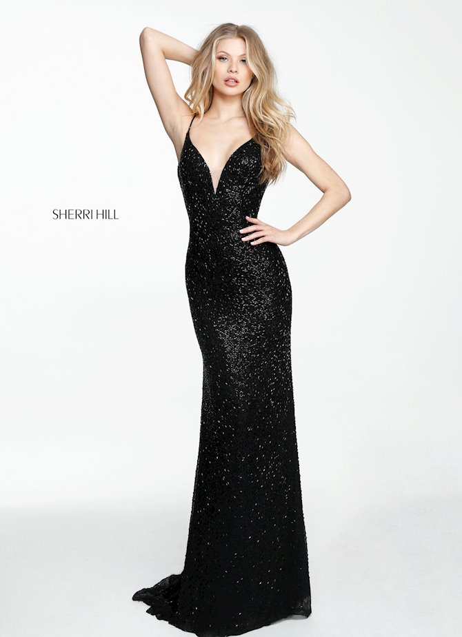Sherri Hill Spring 2018 Prom | Whatchamacallit in Dallas, Texas - 50860