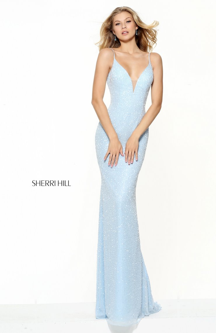 Sherri Hill Spring 2018 Prom Whatchamacallit In Dallas