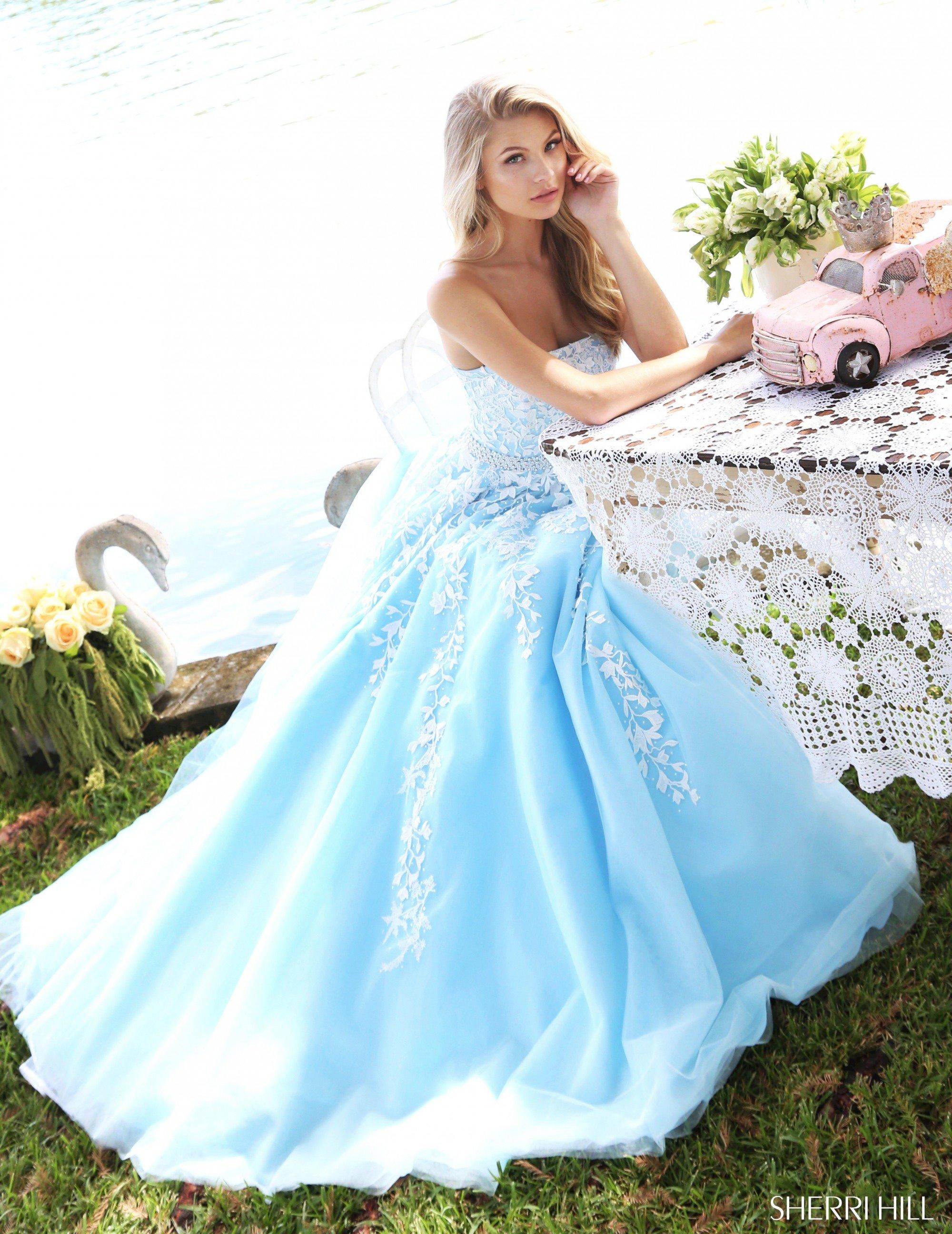 Sherri Hill - 50864 | Gossip Gowns