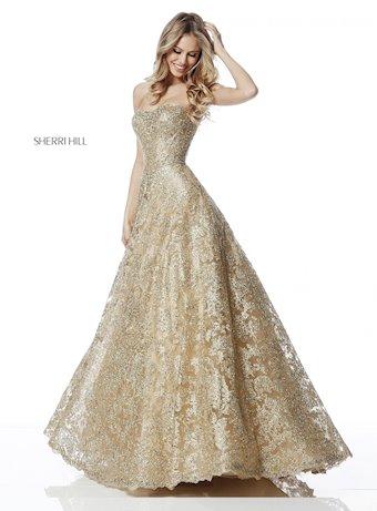 Sherri Hill Sherri Hill Style #51572