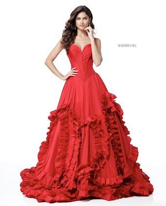 Sherri Hill Sherri Hill Style #51578