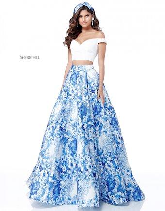 Sherri Hill Style #51680